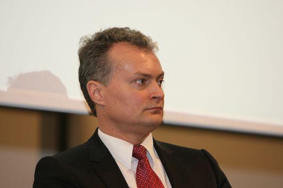 Finansų analitikas Gitanas Nausėda treęiadienį susitiks su NATO parlamentarais.