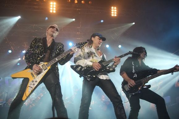 """Scorpions"" koncertas"