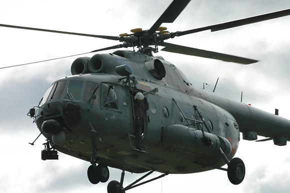 KOP gelbėjimo sraigtasparnis