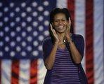 "AFP/""Scanpix"" nuotr./Michelle Obama"