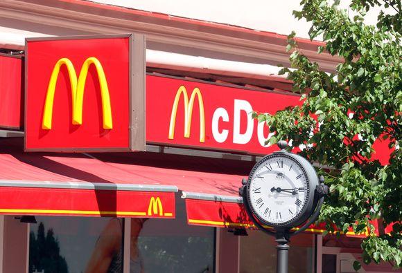 """Restoranas """"McDonald's"""""""