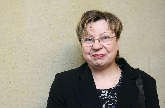 Europos Parlamento narė Danutė Budreikaitė