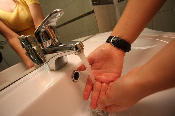 Sutvarkius pirmąją vandenvietę, Šiaurinės miesto dalies gyventojai gaus geresnės kokybės vandenį.