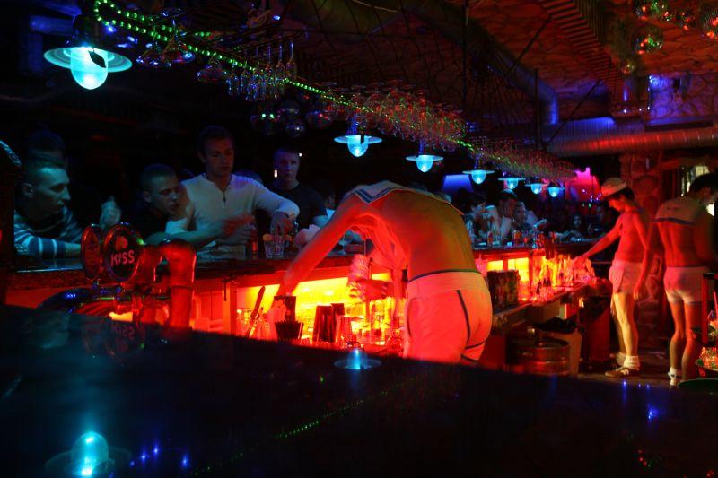 Gėjų klube