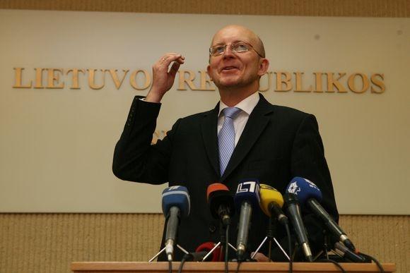 A. Valinskas