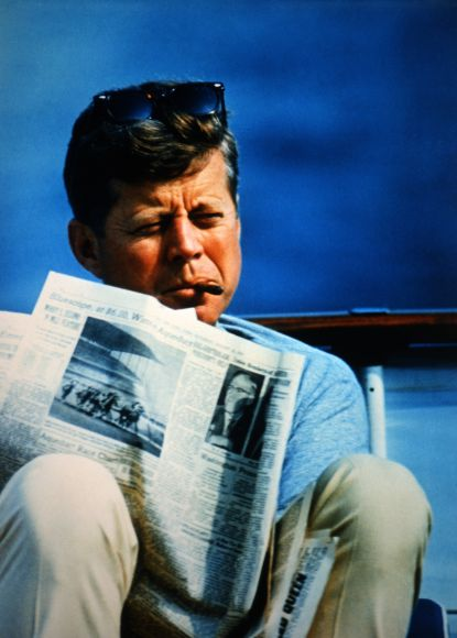 JAV prezidento  Johno F. Kennedy gyvenimas