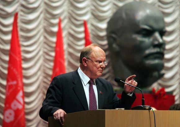 Genadijus Ziuganovas