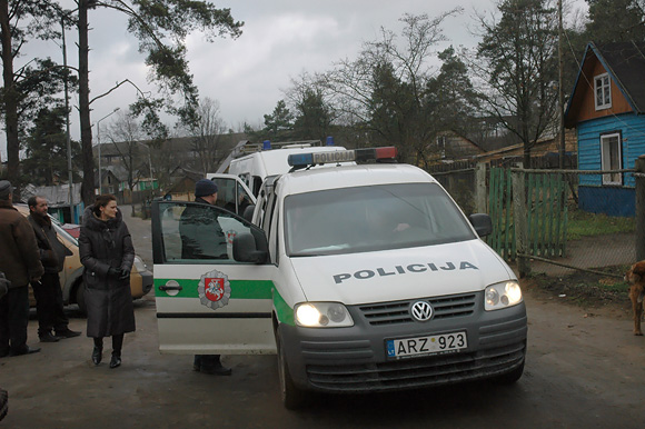 Įvykis Vilniaus čigonų tabore