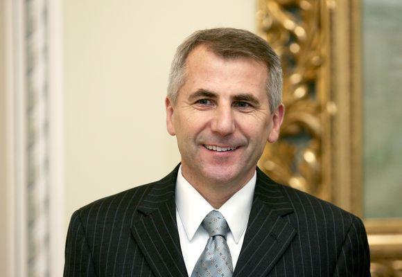 Vygaudas Ušackas – užsienio reikalų ministras