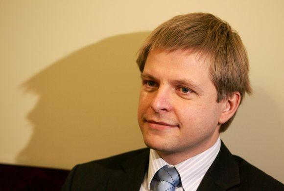Remigijus Šimašius – teisingumo ministras