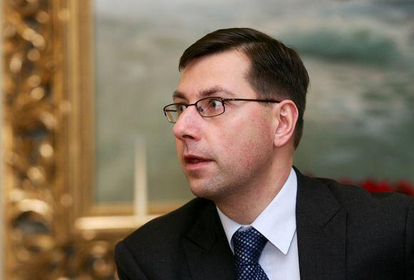 Gintaras Steponavičius – švietimo ir mokslo ministras