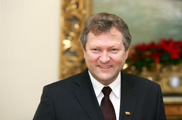Kazimieras Starkevičius – žemės ūkio ministras