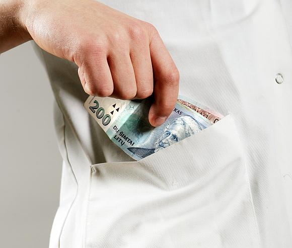 Nedarbingumo lapelį galima nusipirkti už pinigus.