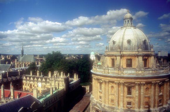 Oksfordo universiteto GCSCC metinė konferencija