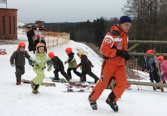 Vaikų slidinėjimo mokyklėlė