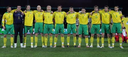 Lietuvos nacionalinė futbolo rinktinė