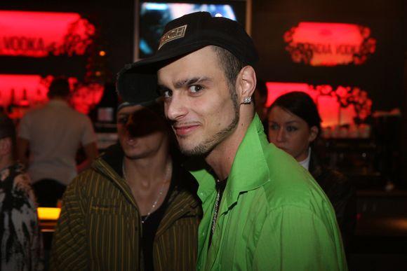 Dainininkas Paulius Pročkys-Baggy B liko ištikimas savo stiliui.