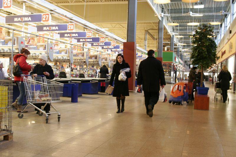 Prekybos centrų niūrios kitų metų pardavimų prognozės nagąsdina.