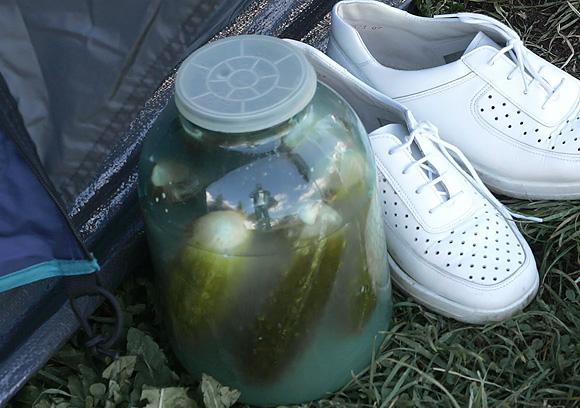 Marinuoti agurkai