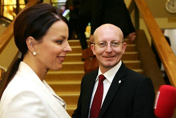 Ar Inga Valinskienė įsikurs greta Seimo pirmininko poilsio kambario?