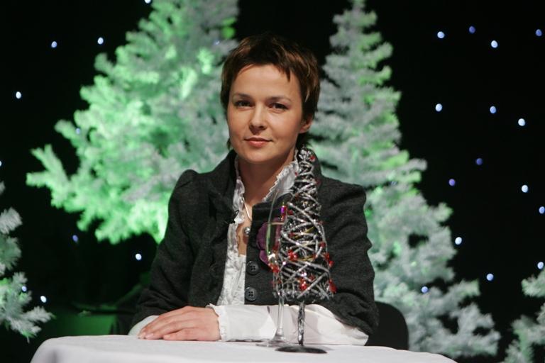 Publicistikos žurnalistė Audrė Kudabienė.