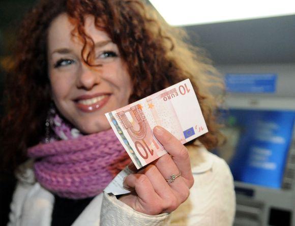 Slovakija įsivedė eurą.