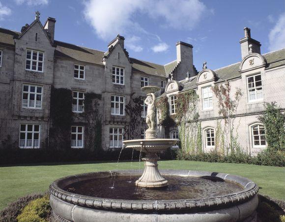 Rezidencija Škotijoje