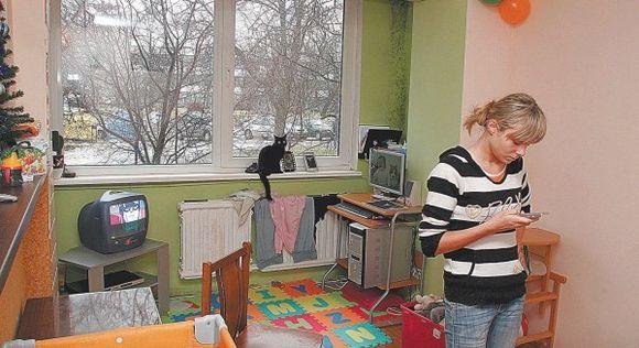 Praradus butą, globos namų auklėtinės Audronės gyvenimo pradžia būtų buvusi daug sunkesnė.