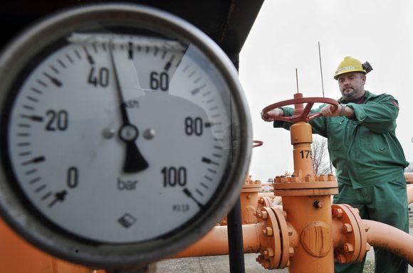 """""""Gazprom"""" kreipėsi į Stokholmo arbitražą."""