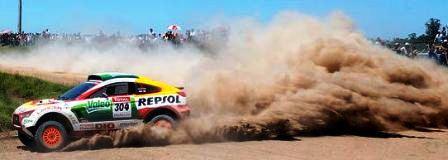 Pirmasis Dakaro ralio etapas