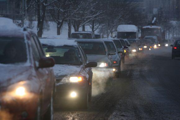Vairuotojų streikas