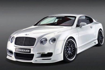 """""""Hamann Bentley Continental GT"""""""