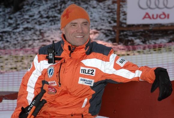 Aktorius ir trasos savininkas Juris Žagars