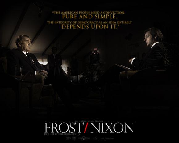 Filmas: Frostas prieš Niksoną
