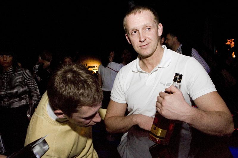 Foto naujienai: Martynas Tyla: slapti vakarėliai