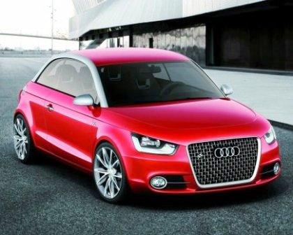 """""""Audi S1"""""""
