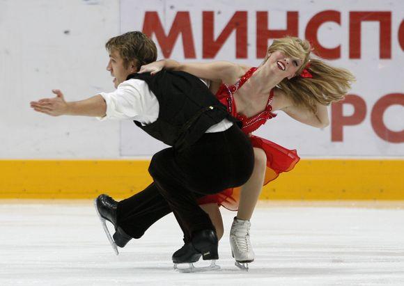 K.Copely ir D.Stagniūnas praėjusiame pasaulio čempionate užėmė 14 vietą