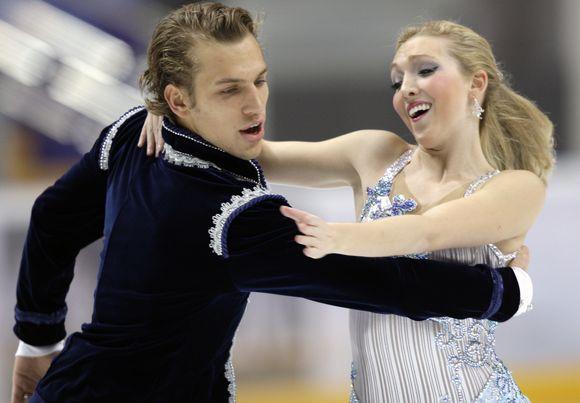 K.Copely ir D.Stagniūnas šoka kartu jau du metus