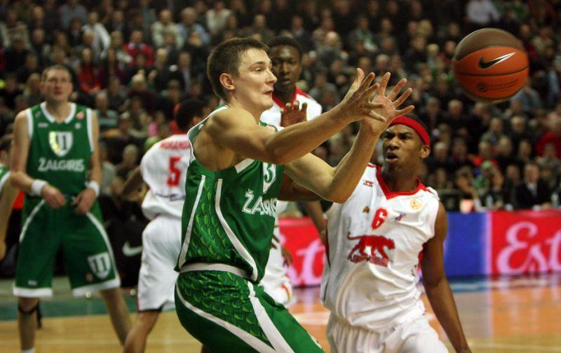 P.Jankūnas pelnė 15 taškų ir atkovojo 17 kamuolių.