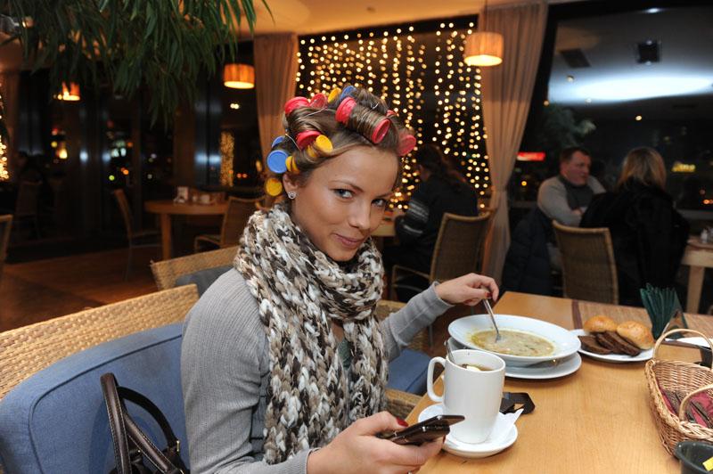 Foto naujienai: Goda Sabutytė – barbė devyndarbė