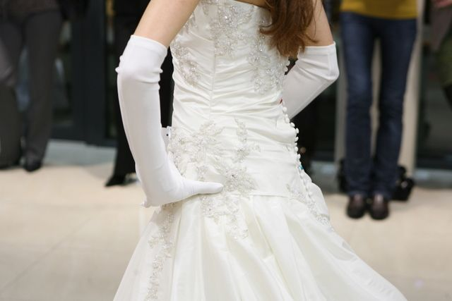 Nuotakos suknelė