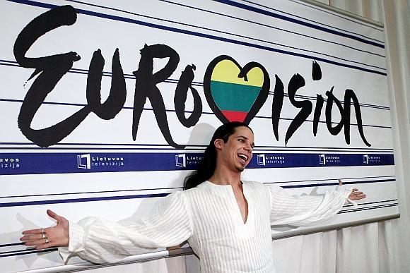 Jeronimas Milius nėra įsitikinęs, ar dalyvavimas Eurovizijoje duoda kokios nors naudos šaliai.
