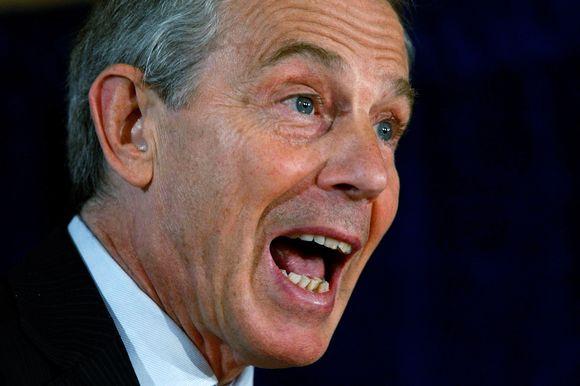 Tony Blairas