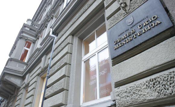 Žemės ūkio ministerijos pastatas Vilniuje