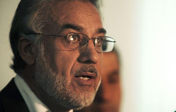 Buvęs Afganistano prezidentas Mohammadas Daudas Khanas
