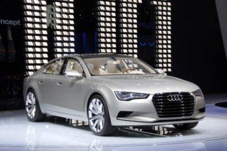 """Audi Sportback Concept"""