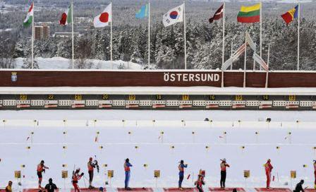 Lietuvos biatlonininkai į aukštas vietas Europoje nepretenduoja