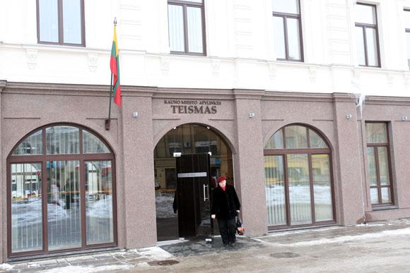 Kauno teismas
