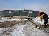 """Donbass Arena"" statyba"