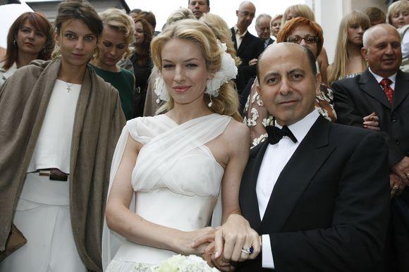 Svetlana Griaznova su vyru
